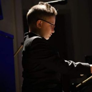 8-годишен пианист от Хасково с четири награди от международни конкурси