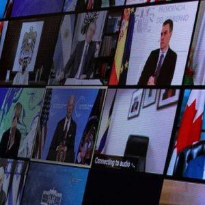 Байдън откри световната среща на върха за климата в