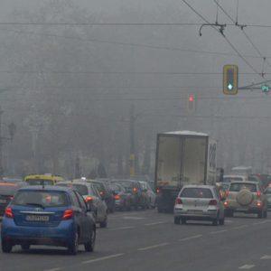В центъра на София няма да се допускат автомобили с нисък екологичен клас в дни с мръсен въздух