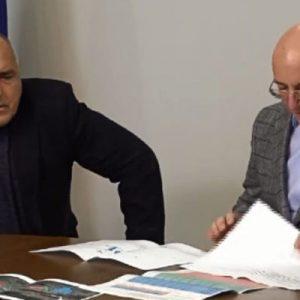 Водна криза няма да има, заяви Ревизоро пред Борисов
