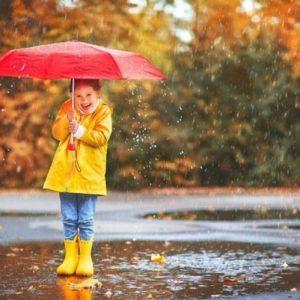 Времето ще е есенно в понеделник