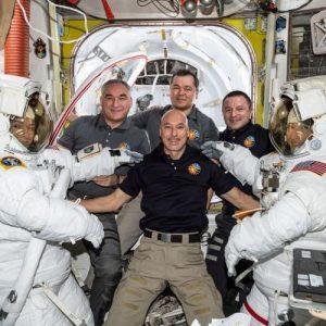 Животът в орбита променя мозъка на космонавтите