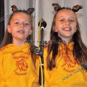 Малките Орфейци зарадваха публиката с пролетен концерт