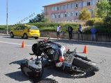 МВР: Катастрофата с пострадалия моторист е заради неспазване на дистанция