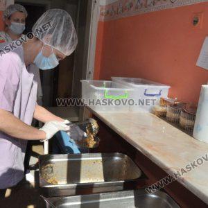 Млечната кухня в Хасково продължава да работи