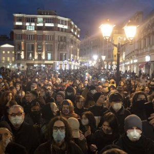 Над 450 арестувани на протести в Русия в подкрепа на Навални