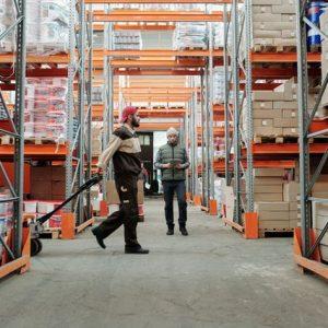 Най-важните съвети при организацията на склад