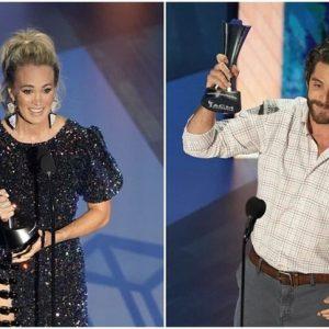 Нашвил, Наградите на Академията за кънтри музика на САЩ (видео)