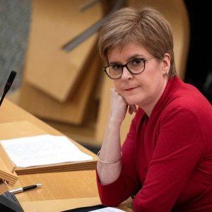 Никога не съм била по-сигурна, че Шотландия ще бъде независима, заяви първият министър Никола Стърджън