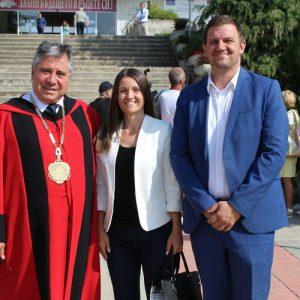 Откриха академичната година в Тракийския университет в Стара Загора, утре – в Хасково