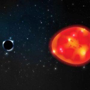 Откриха една от най-малките черни дупки и най-близката до Земята