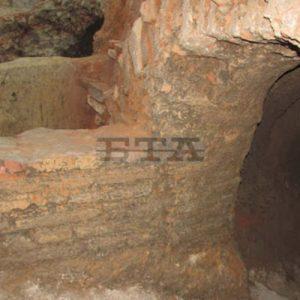 Пещ за строителна керамика от първата половина на VI век откриха на строеж