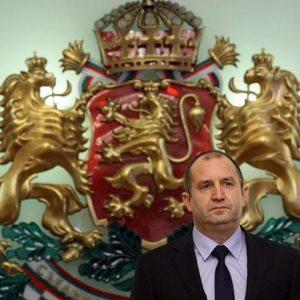 Президентът Румен Радев ще връчи утре мандат за съставяне на правителство