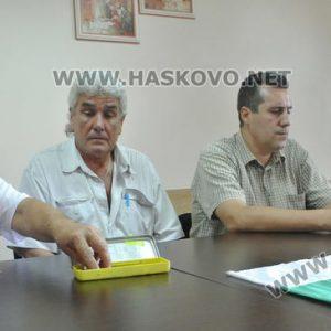 Протест от Хасково в третото Велико народно въстание в Деня на независимостта
