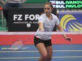 Таня Иванова стартира под №1 на турнира в Австрия