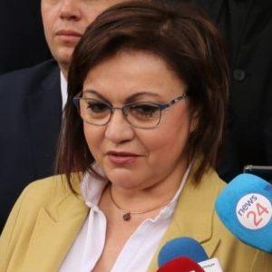 Kорнелия Нинова: Един въпрос и пет факта за протестите