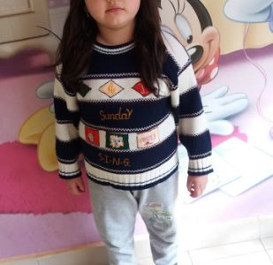 6-годишно момиче от с. Змейца се класира в Национален детски конкурс