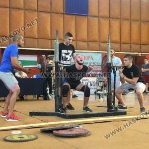 Хасково е домакин на Държавното първенство по вдигане на тежести